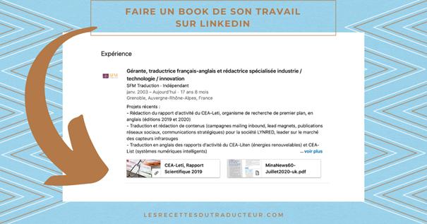 book de traduction
